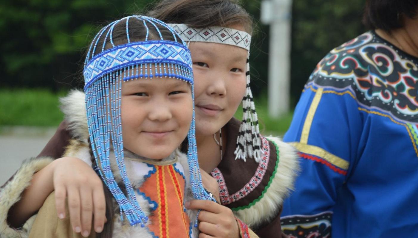 Язык эвенков в Хабаровском крае попадёт в образовательную программу