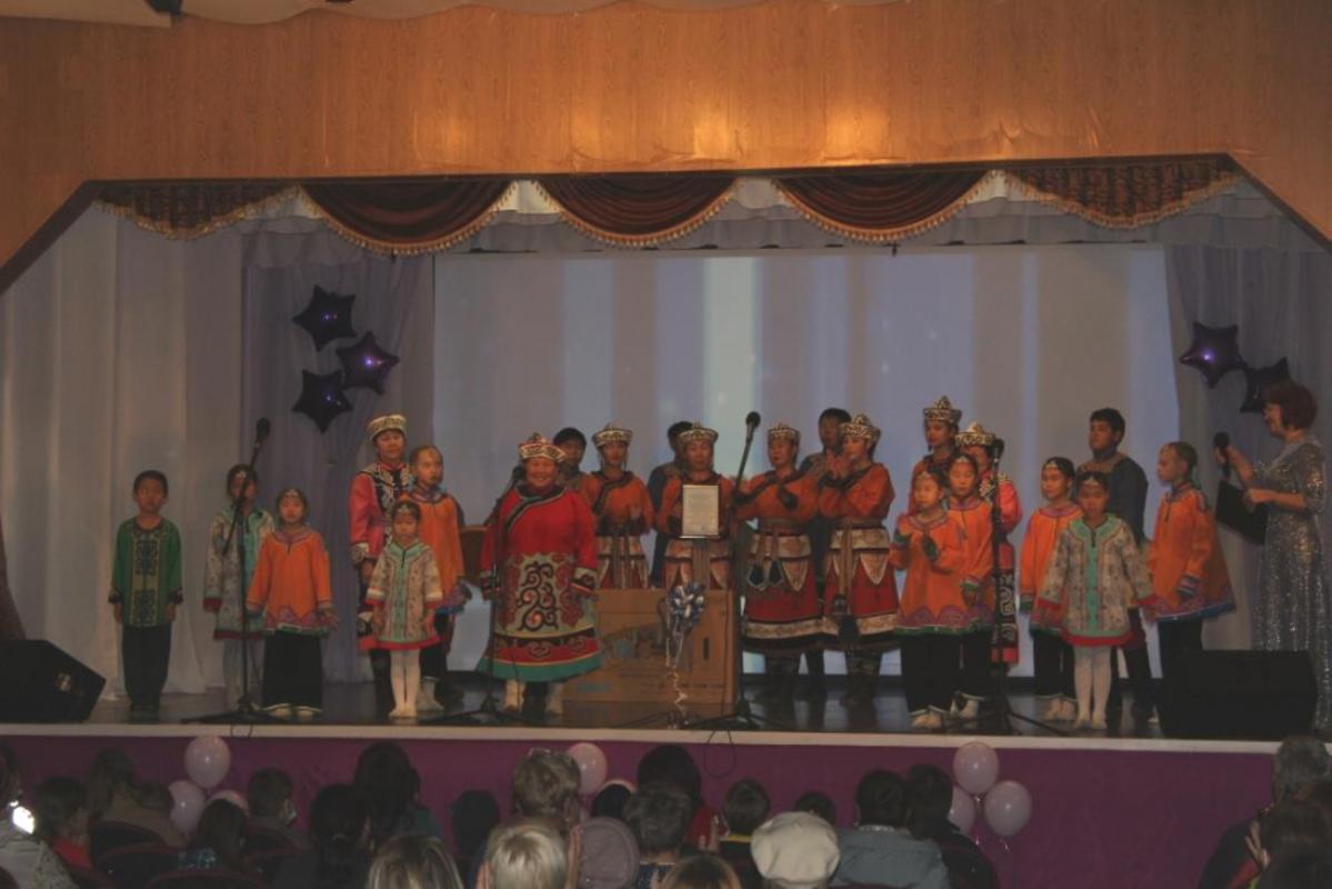 В Хабаровском крае в 47 раз прошел фестиваль «Таланты земли Ульчской»